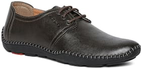 Duke Men's Olive Casual Shoes
