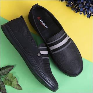 Duke Men Black Casual Shoes - FWOL627