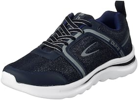 Sports Shoes Walking Shoes For Men ( Navy Blue )