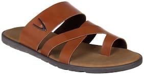 Men Flip-Flops ( Tan )