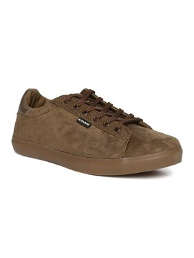 Duke Men Brown Sneakers - Fwol9021