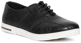 Duke Mens Black Sneakers