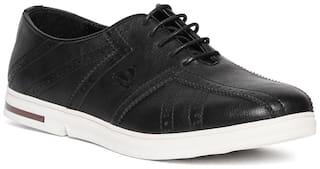 Duke Men Black Sneakers