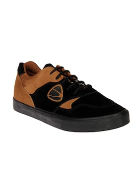 Duke Men Black Sneakers - Fwi0420