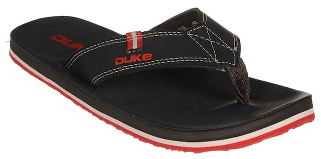 Duke Men Grey Flipflop