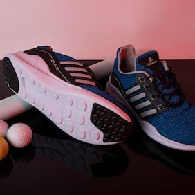Duke Men Running Shoes ( Blue )