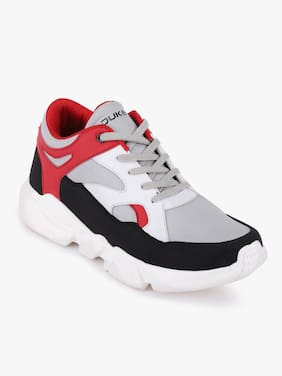 Walking Shoes Walking Shoes For Men ( Red )