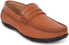 Duke Men Tan Loafer