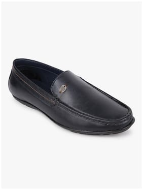 Men Navy Blue  Loafers