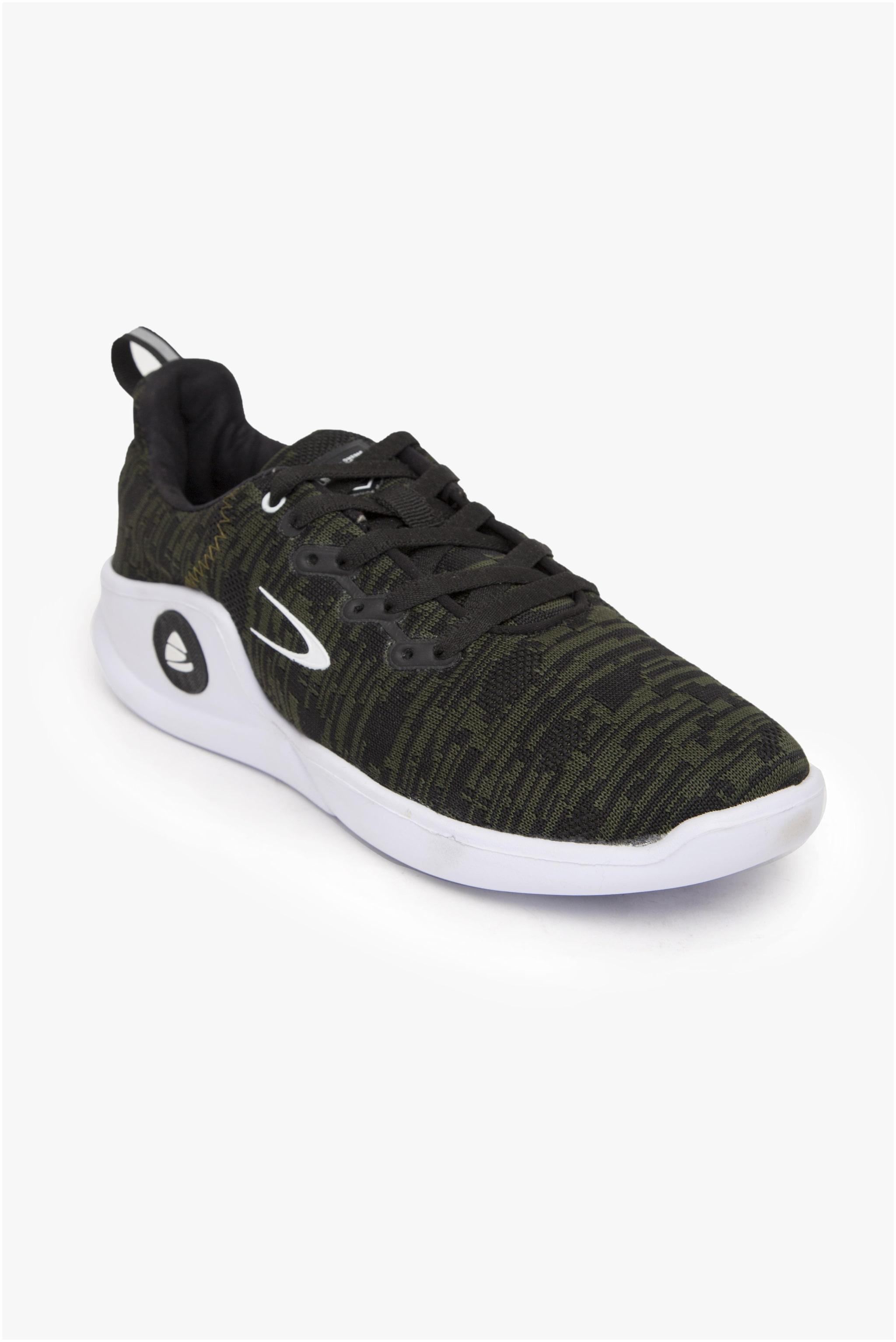 Duke Men Sports Shoe Running Shoes   Green