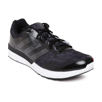 adidas shoes black and white low top. adidas men\u0027s duramo elite 2 m black running shoes and white low top p