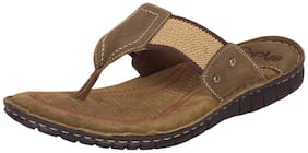 E-lyte Brown Slipper