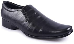 E-Lyte Men Black Formal Shoes