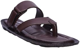 E-Lyte Mens Chappal E-PSM 0023 Brown Colour