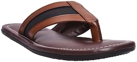 E-Lyte Mens Chappal E-PSM 0019 Brown Colour