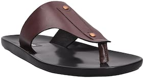 E-Lyte Mens Chappal E-PSM 0022 Brown Colour