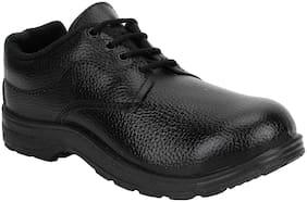 Earton Men Black Formal Shoes - Black-1034