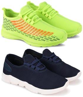 Earton Men Multi-Color Casual Shoes - COMBO(MR)-1735-1251