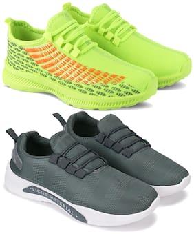 Earton Men Multi-Color Casual Shoes - COMBO(MR)-1735-1596