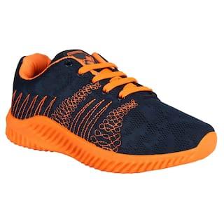 fc4f6de6c048fc Earton Men Orange Walking Shoes - Ori-orange-746 for Men - Buy ...