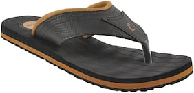 ECOLAND Men Black Outdoor Slippers - 1 Pair