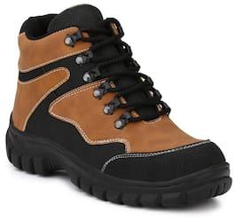 Eego Italy Men Brown Boot - Z-ww-28
