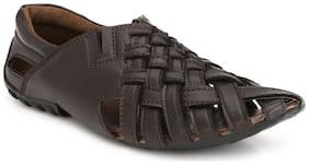 Eego Italy brown shoe for men