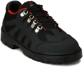 Eego Italy Heavy Duty Genuine Leather Steel Toe Safety Shoes