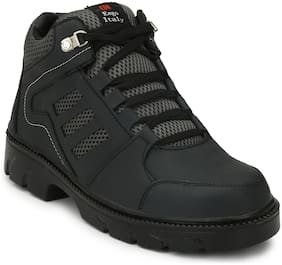 Eego Italy Men Track/Fields Shoes ( Black )