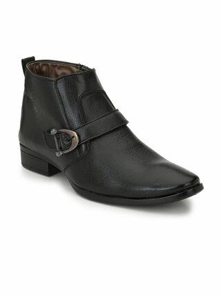 Eego Italy Men Black Boot - Ak-3-black