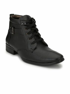 Eego Italy Men Black Boot - Ak-2-black
