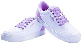 EEKEN Women White Sneakers