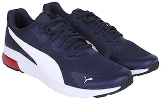 Puma Men Electron Running Shoes ( Blue )