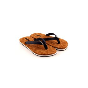 eNaR Women's Brown Color Flip-Flops and House Slippers (Size 8)