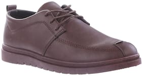 Men Brown Casual Shoes