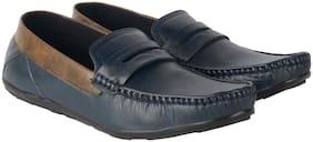 Evolite Men Blue Loafer