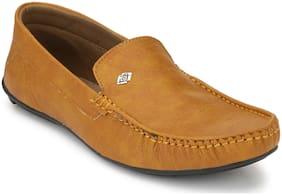 Evolite Tan Stylish Loafers for Men & Boys