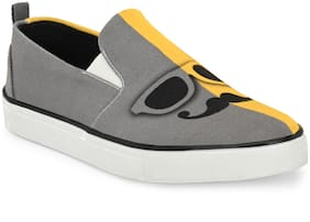 Extrimos Men Multi-Color Casual Shoes - EXC-04-GRY