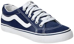 F-3 Women Blue Sneakers