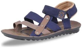 FABBMATE Men Brown Sandals