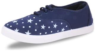 FABBMATE Women Blue Casual Shoes