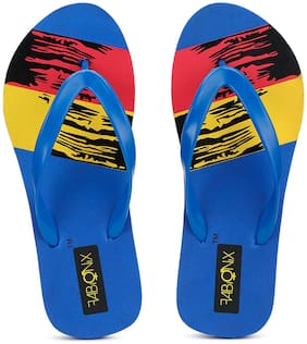 FABIONIX Flip flops Men Rubber