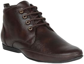 Fangirl Formal Stylish Brown Shoes For Men