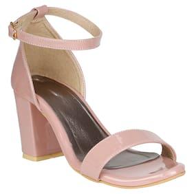 FANGIRL Women Pink Sandals