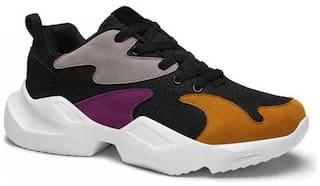 FANTUM Trekking/Hiking Shoes For Men ( Multi-Color )