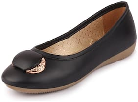 FAUSTO Women Black Bellies