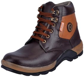 FAUSTO Brown Men's Boots