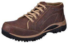 FAUSTO Men Brown Boot