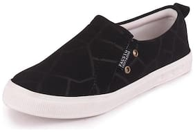 FAUSTO Canvas Loafers  For Women