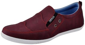 Men Purple Casual Shoes